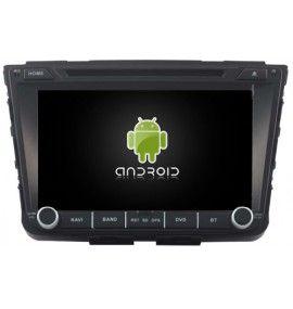Autoradio GPS Android 10 Hyundai Creta ix25