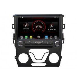 Autoradio Andoid 10 GPS Bluetooth Multimédia intégré Ford mondéo depuis 2013