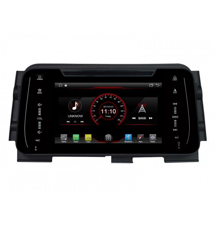 "Autoradio 6.2"" GPS Android 10 Nissan Kicks"