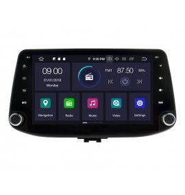 Autoradio GPS Android 10 Hyundai i30 depuis 2018