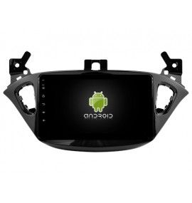 Autoradio GPS Android 10 Bluetooth OPEL Cordsa depuis 2015