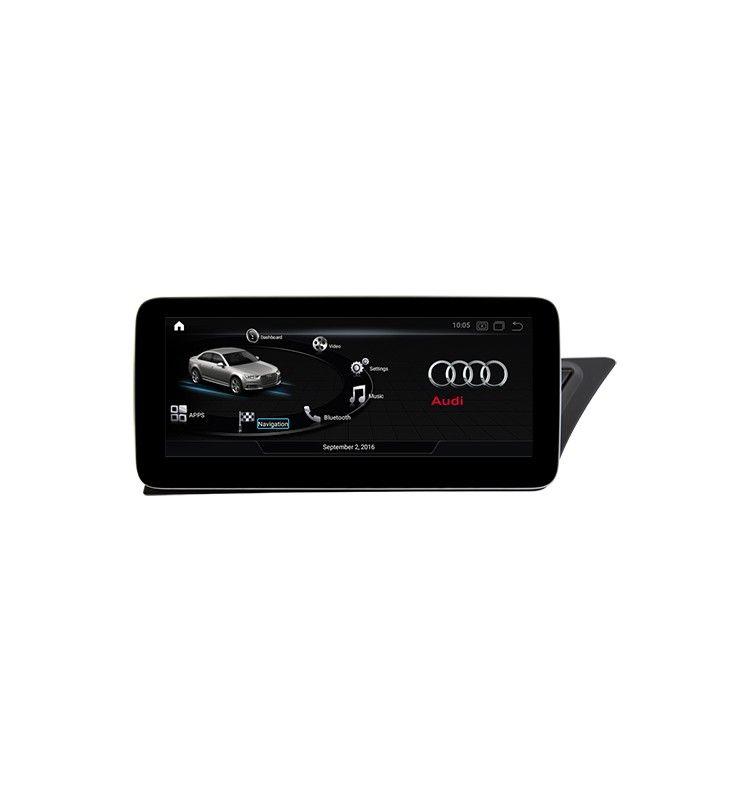 "Autoradio écran 10.2"" GPS Android 10 Audi A5 & A4 depuis 2009"