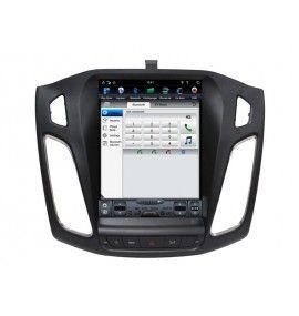 Autoradio GPS Android 9.0 écran FORD Focus de 2011 à2017