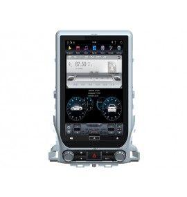 """Autoradio 13.6"""" ANDROID Toyota Land Cruiser VX-R de 2007 à 2015 Avec GPS d'origine"""