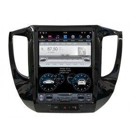 """Autoradio écran 12.1"""" GPS Android Mitsubishi L200 de 2015 à 2018"""
