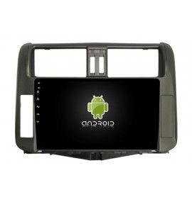 Autoradio ANDROID 10 GPS Toyota Land Cruiser / Prado 150 de 2010 à 2013