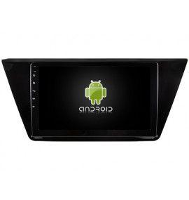 """Autoradio 10.2"""" GPS Android 10 Volkswagen Touran 3 depuis 06/2015"""
