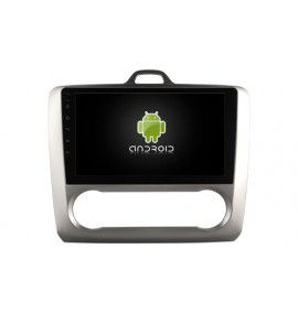 "Autoradio écran 9"" GPS G Android 10 Ford Focus clim auto"