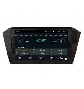 """Autoradio 10.2"""" GPS Android 10 Volkswagen Passat B8 depuis 08/2014"""