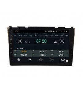 Autoradio 10.2 GPS Android 10 Honda CR-V 2006 à 2011