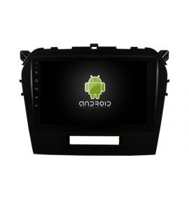 """Autoradio écran 9"""" Android 10 GPS Suzuki Grand Vitara depuis 2015"""