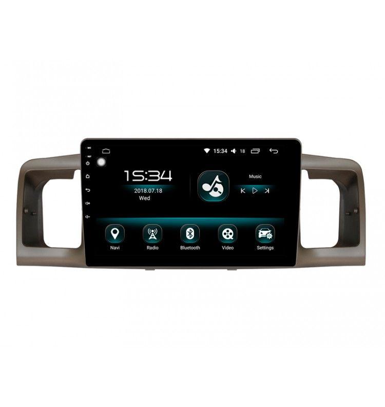 "Autoradio écran 9"" Android 10 Navigation GPS Toyota Corolla"