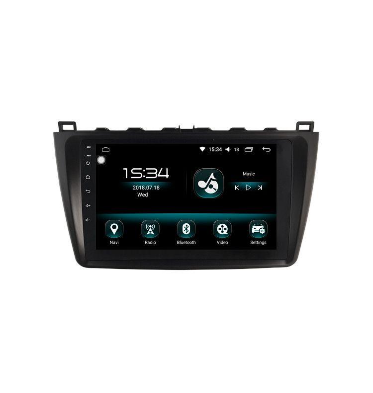 "Autoradio écran 9"" GPS Android 10 Mazda 6 de 2008 à 2012"