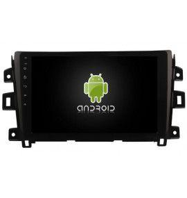 """Autoradio écran 10.2"""" GPS Android 10 Nissan Navara NP300 depuis 2015"""