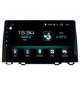"Autoradio 9"" GPS Android 10 Honda CR-V depuis 2018"