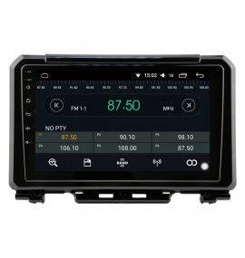 """Autoradio 9"""" Android 10 Carplay & SIM 4G GPS Suzuki Jimny depuis 2019"""