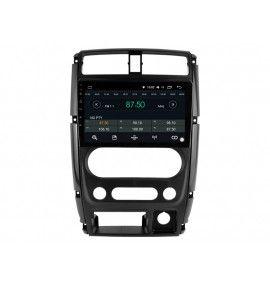 "Autoradio 9"" Android 10 Carplay & SIM 4G GPS Suzuki Jimny de 2007 à 2015"
