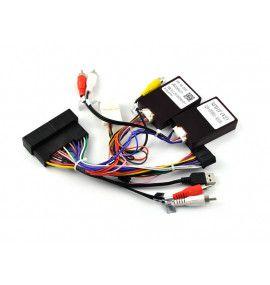Autoradio GPS Android 10 Hyundai IX45 (Santa Fe)