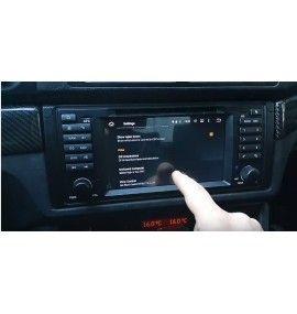 Récupération ordinateur de bord et DSP pour BMW E39, E53, E46, E83, E85 série 3 série 5 et X5 X3 et  Android